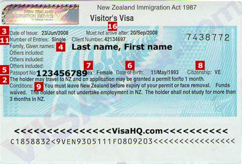 Can I Work In New Zealand With A Criminal Record New Zealand Visa S Immigration Backpacking Experience Backpacking
