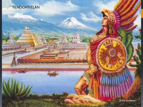 imagenes de chinas aztecas cultura azteca