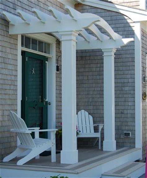 front door pergola front entry pergola wood pergolas solid cellular pvc pergolas and hollow vinyl pergolas from