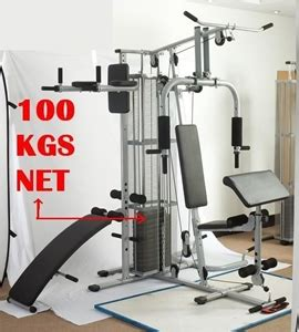 home multi station fitness equipment