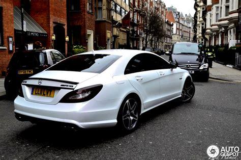 2014 Mercedes Cls 63 Amg by Mercedes Cls 63 Amg C218 2014 On Motoimg
