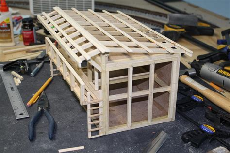 Barn Home Plans Designs post amp beam lumber shed for my sawmill o gauge