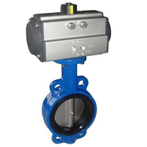 Auto Ventil by Pneumatic Actuator Butterfly Valve 91704004