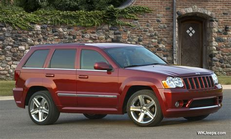 jeep srt 2009 jeep grand cherokee wk 2009 grand cherokee srt8 introduction