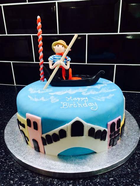 venice themed birthday cake mom gifts   cake themed birthday cakes birthday cake