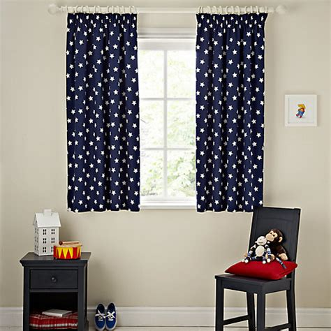 glow in the dark curtains buy little home at john lewis glow in the dark star
