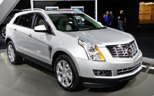 Cadillac Srx Forums 2013 Cadillac Srx Front View Photo 6
