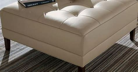 ottoman instead of coffee table living room ottoman instead of coffee table ethanallen