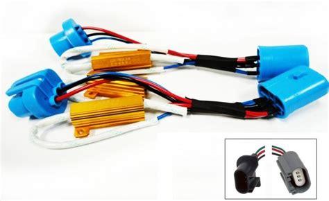 resistor pack for hid lights 50w resistor play pack
