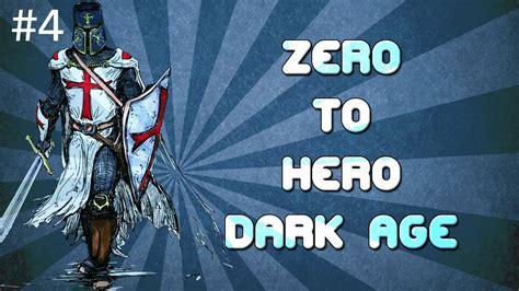 zero to hero dark age age of empires 2 strategy guide