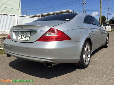 Port Elizabeth Cars For Sale by 2005 Mercedes Cls 350 Used Car For Sale In Port Elizabeth Eastern Cape South Africa