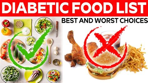 best food to eat best and worst foods for diabetics what to eat what not