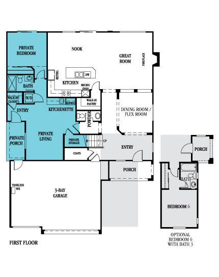 multi generational home floor plans 17 best images about next gen home plans on pinterest