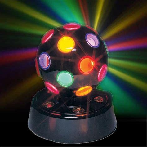 Rotating Disco Light by Rotating Multicolor Disco Light