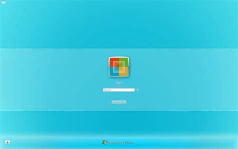 wallpaper on windows 7 lock screen windows 7 logon screen by physx4 on deviantart