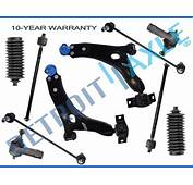 Brand NEW 10pc Complete Front Suspension Kit For 2000 2004
