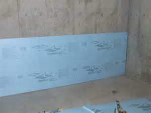 insulating concrete basement walls basement basement insulation