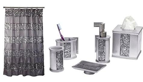 sinatra silver bathroom set buy it now popular bath quot sinatra silver quot special bath set