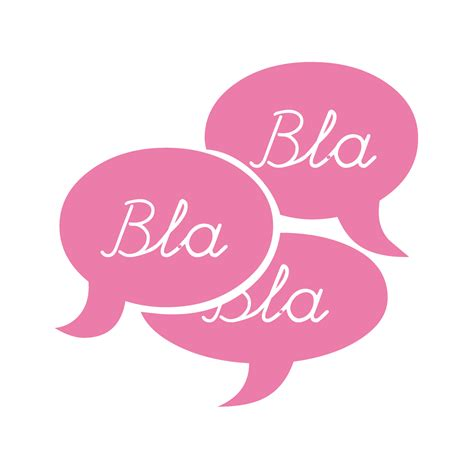 Bla Bla Bla bla bla bla shop bla bla bla shop logo by marco fasolini