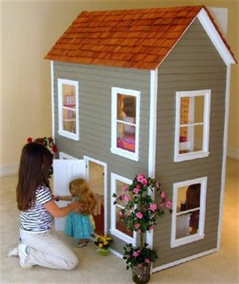 custom made american girl doll house review of a new dollhouse made for american girl and other 18 quot dolls american girl