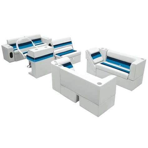 pontoon upholstery wise seating premium pontoon furniture kit ii west marine