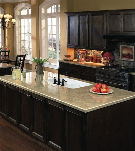 Premium Laminate Countertop by Aeont Technology Brings Striking Clarity And Depth To New