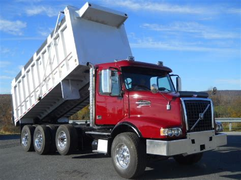 used volvo trucks volvo dump trucks for sale