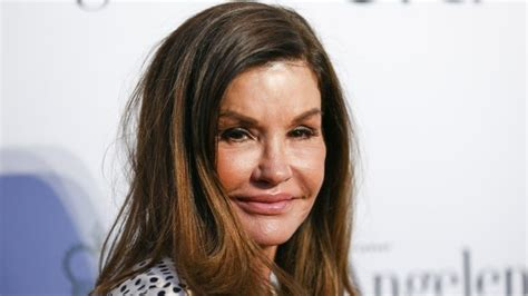 Janice Dickinson The Self Proclaimed Supermodel by Who Spent A Fortune Changing Their Looks