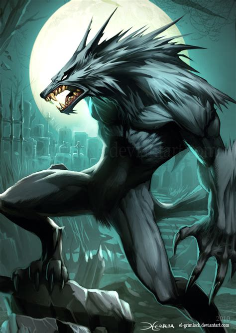 Awesome Movie Monster Tribute Awesome Pictures Of Werewolves