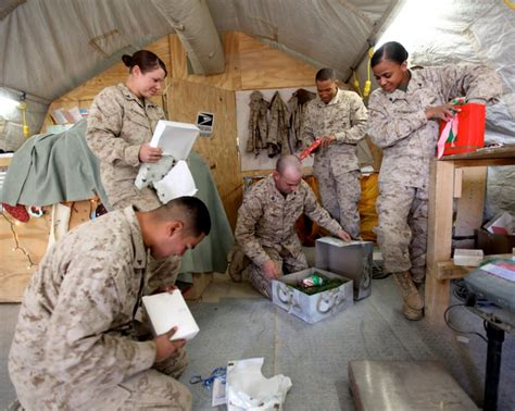 best christmas gifts for soldiers deployed dvids news secret santa brings cheer to deployed troops in afghanistan
