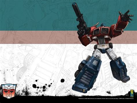Kaos Tranformer Optimus Prime 02 my free wallpapers comics wallpaper transformers optimus prime