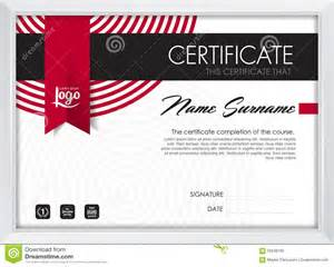 modern certificate template blank gift certificate template memes
