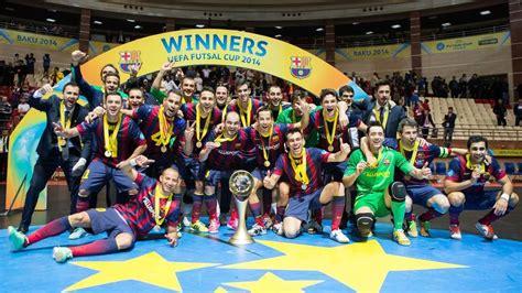 equipo futbol sala barcelona palmar 233 s fc barcelona