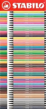 stabilo colored pens stabilo pen 68 fibre tip pens comes in 3 s and 10 s all