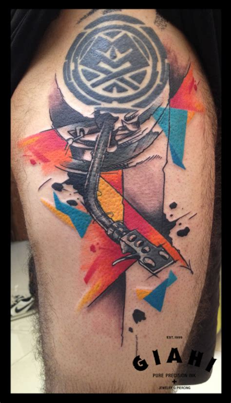 turntable tattoo turntable by live two best ideas gallery
