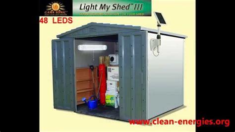 gama sonic solar shed light 48 leds indoor solar light