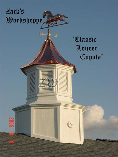 Cupola Toppers Cupolas Cupola Cupola Roofs Copper Topper Equisterian