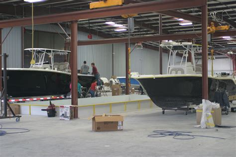 nautic star boats amory ms nauticstar state of the art plant expansion to produce