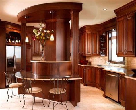 kitchen dark cabinets light granite dark kitchen home trendy