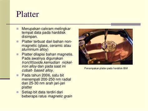 Hardisk Kapasitas 1 4 magnetic storage