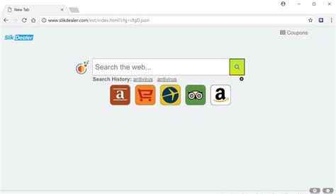 How to remove SlikDealer.com redirect (Virus Removal Guide) K Dealer.com