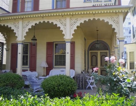 How To Give Your House Curb Appeal - victorian porches victorian style homes cape may nj