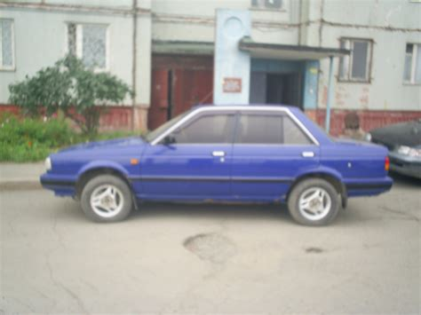 sunny nissan 1986 1986 nissan sunny pictures 1500cc gasoline manual for sale