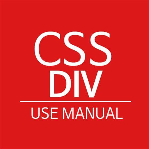 div position html css div 속성 position