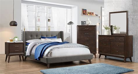 carrington youth upholstered bedroom set kids room sets