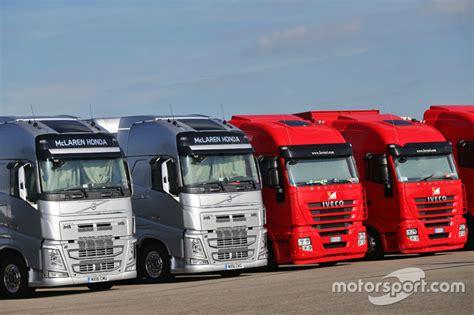 mclaren truck mclaren and trucks at gp