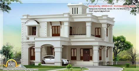 roof railing design of a house in india 2950 sq ft 4 bedroom house design home appliance
