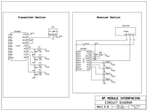 Ht12d construcci 243 n de circuitos de rf con m 243 dulos de 433mhz