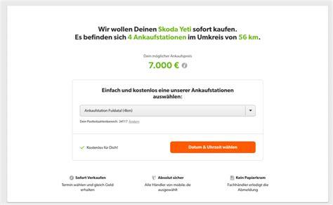 Autobewertung Schwacke Kostenlos by Fahrzeugbewertung Kostenlos Online