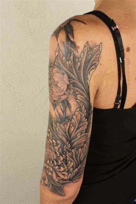 tattoo arm girl design nautical star girl tattoo sleeve design idea